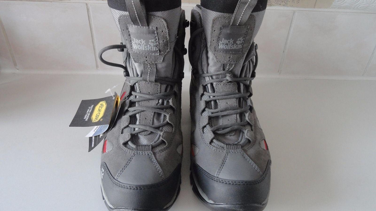 Jack Wolfskin Snow Pass womens walking boots, size 6.5