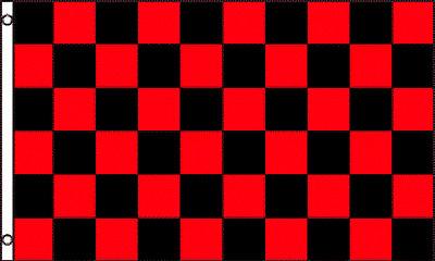 2x3 Checkered Checker Black Yellow Race Flag 2/'x3/' House Banner Grommets