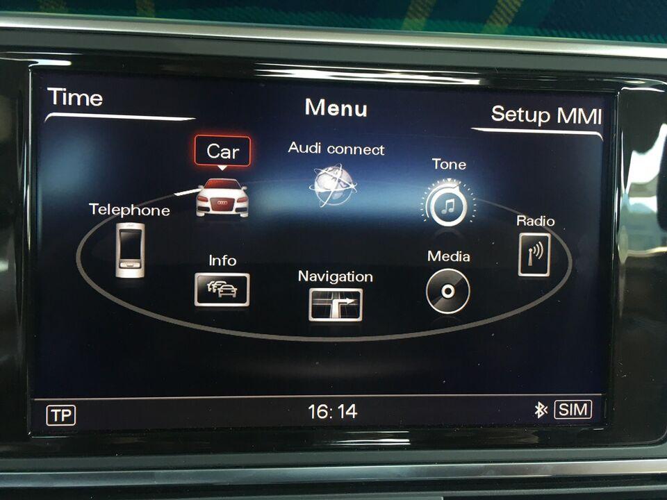 Software/kort, Audi MMI 3G – dba dk – Køb og Salg af Nyt og Brugt