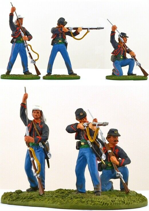 American Civil War Union Irish Zouves