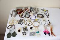 Lot Of 24 Aldo Fashion Jewelry Necklaces Ring Earrings Womens Accessories 3