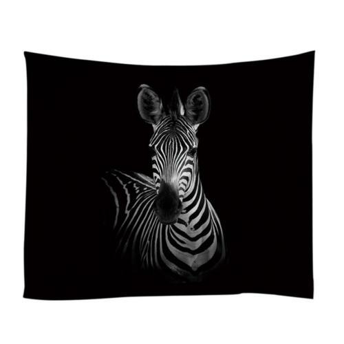 Tapestry Cat Animal Print Bedspread Wall Hanging Beach Towel Yoga Mat Home Decor