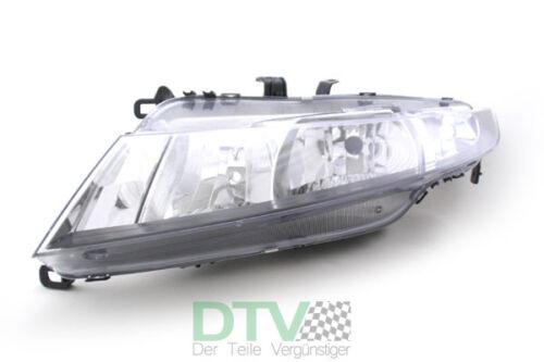 Honda Civic Scheinwerfer Frontscheinwerfer H7//H1 Links mit MOTOR ab 06- lagernd