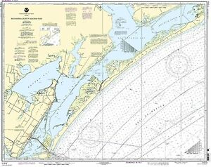 NOAA Chart Matagorda Light to Aransas Pass 24th Edition 11313