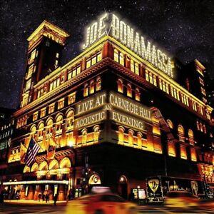 Joe-Bonamassa-Live-at-Carnegie-Hall-An-Acoustic-Evening-2-DVD-NUOVO