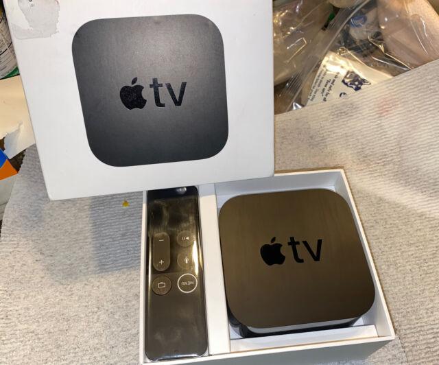 Apple TV 4K 32GB HDR 5th Generation Digital Media Streamer