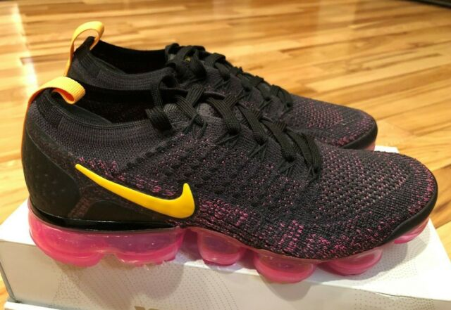 huge discount 6563f 70fa0 Women's Nike Air Vapormax Flyknit 2 Running Shoes Size 6 Style 942843 008