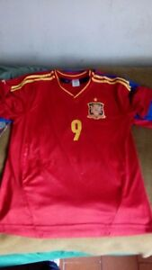 maglia Spagna Spain Spanien Espagne Espana #9 Torres shirt camiseta maillot - Italia - maglia Spagna Spain Spanien Espagne Espana #9 Torres shirt camiseta maillot - Italia