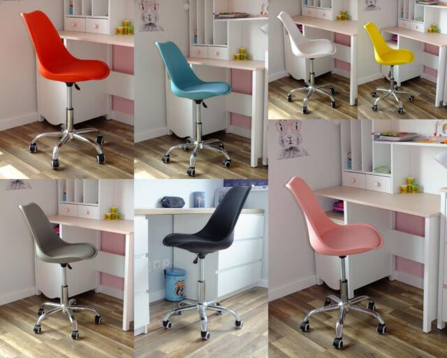 Drehstuhl Bürostuhl Arbeitshocker Schalensitz Kunstleder Olso Office