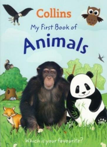 1 of 1 - Collins My First Book of Animals,