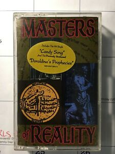 MASTERS OF REALITY SELF TITLED BLUE GARDEN RARE USED CASSETTE TAPE