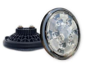 100W PAR36 Halogen Light Bulb Spot Aircraft Landing Light Screw Terminal Base
