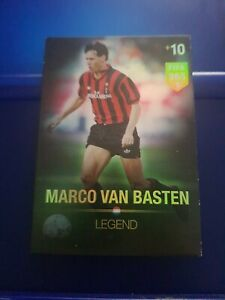 FIFA 365 ADRENALYN XL-Nº 373 Marco Van Basten-Legends