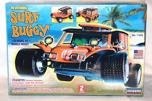 Lindberg-Model-The-Psychedelic-Surf-Buggy-Model-kit-1-20-scale-11255-NEW-sealed