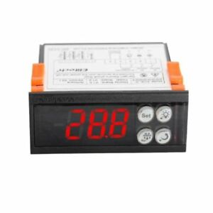 Image Is Loading Eu Plug Temperature Controller Atc 1550 Automatic Cooling