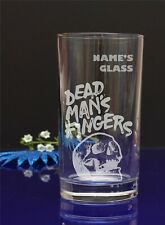 Personalised  Coca Cola engraved HI-BALL Mixer glass//B-day,X-mas present//gift133