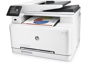 HP-Color-LaserJet-Pro-M277n-Farblaser-Multifunktionsgeraet-B3Q10A-A4-Drucker