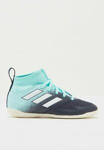 Adidas-Ace-Tango-17-3-IN-J-CG3713-Shoes-Boys-Youth-Soccer-Casual-Blue-Boots-13