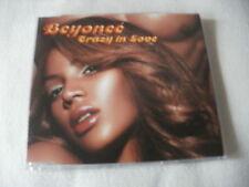 BEYONCE - CRAZY IN LOVE - 4 TRACK UK CD SINGLE