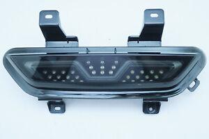 Smoked-F1-LED-Rear-4th-Brake-Light-Fog-lamp-Reverse-For-2015-2017-Ford-Mustang