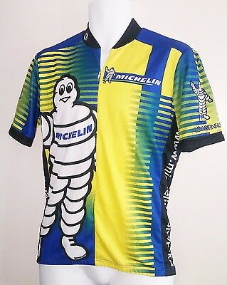 MICHELIN MAN - Cycling Jersey - Louis Garneau - Medium