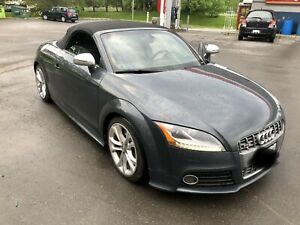 Audi TTS -Great for the summer
