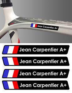 2 X Paires Nom Personnalise Velo Vtt Cadre Course Autocollant Sticker (vl005) Ss8lfdxa-08002503-292244138