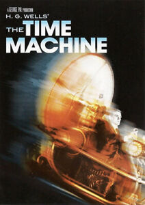 The-Time-Machine-1960-Rod-Taylor-DVD-NEW
