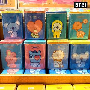 BTS BT21 Official Authentic Goods Kids Bandage 72 x 18mm  40Pcs By LINE FRIENDS