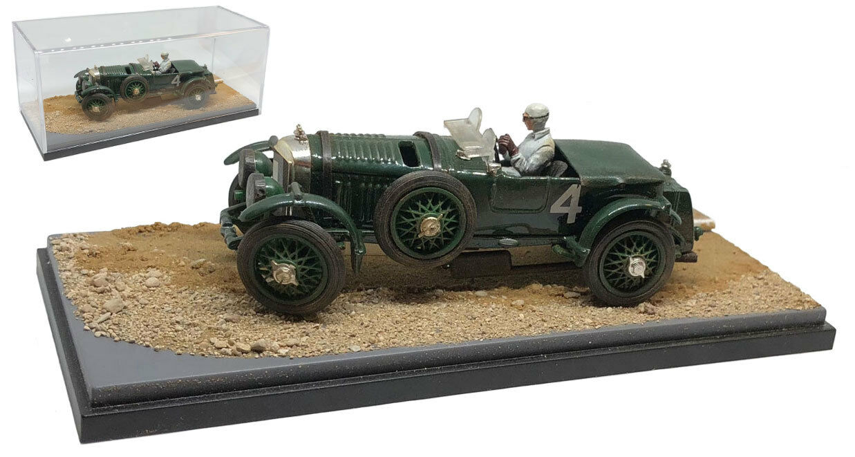 SC09 BENTLEY SPEED 6  4 Le Mans Winner 1930-Barnato Kidston échelle 1 43