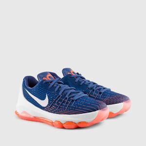 5e92846059e5 Nike Big Kids  KD 8 (GS) NEW AUTHENTIC Ocean Fog White Blue 768867 ...