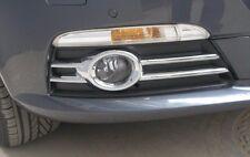 Chrome Fog Light cover trim For vw passat cc 2009 2010 2011 2012