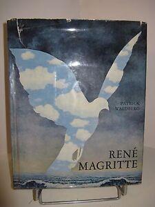 PATRICK-WALDBERG-RENE-MAGRITTE-1965-ENVOI-Signe-a-MARTA-COLVIN-SURREALISME-Rare