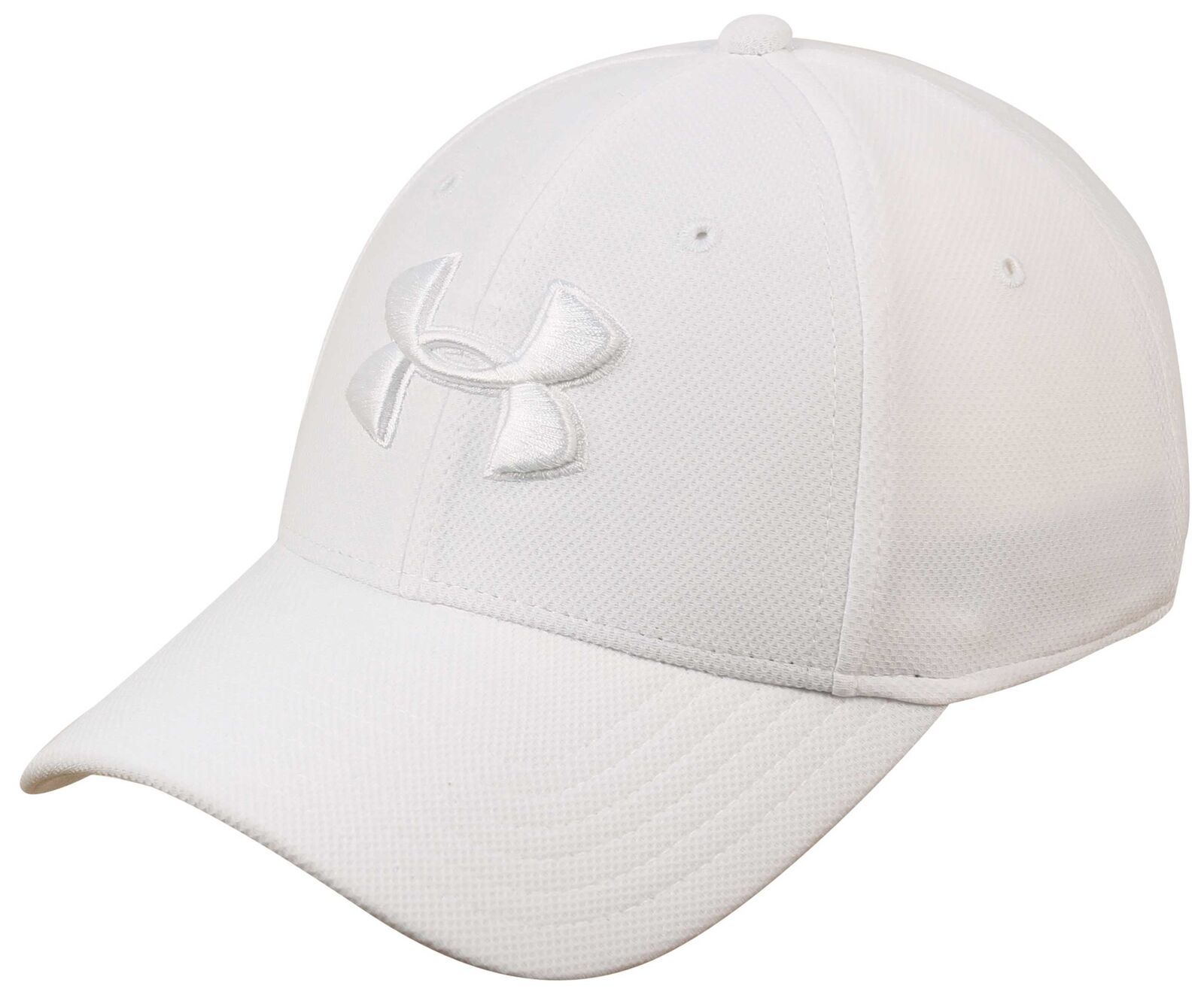 Under Armour Blitzing 3.0 Hat - New White / White - New - c6f5d1