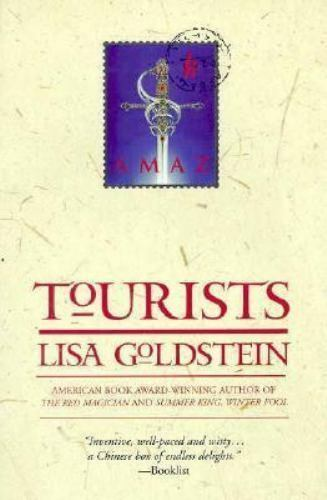 Tourists by Lisa Goldstein