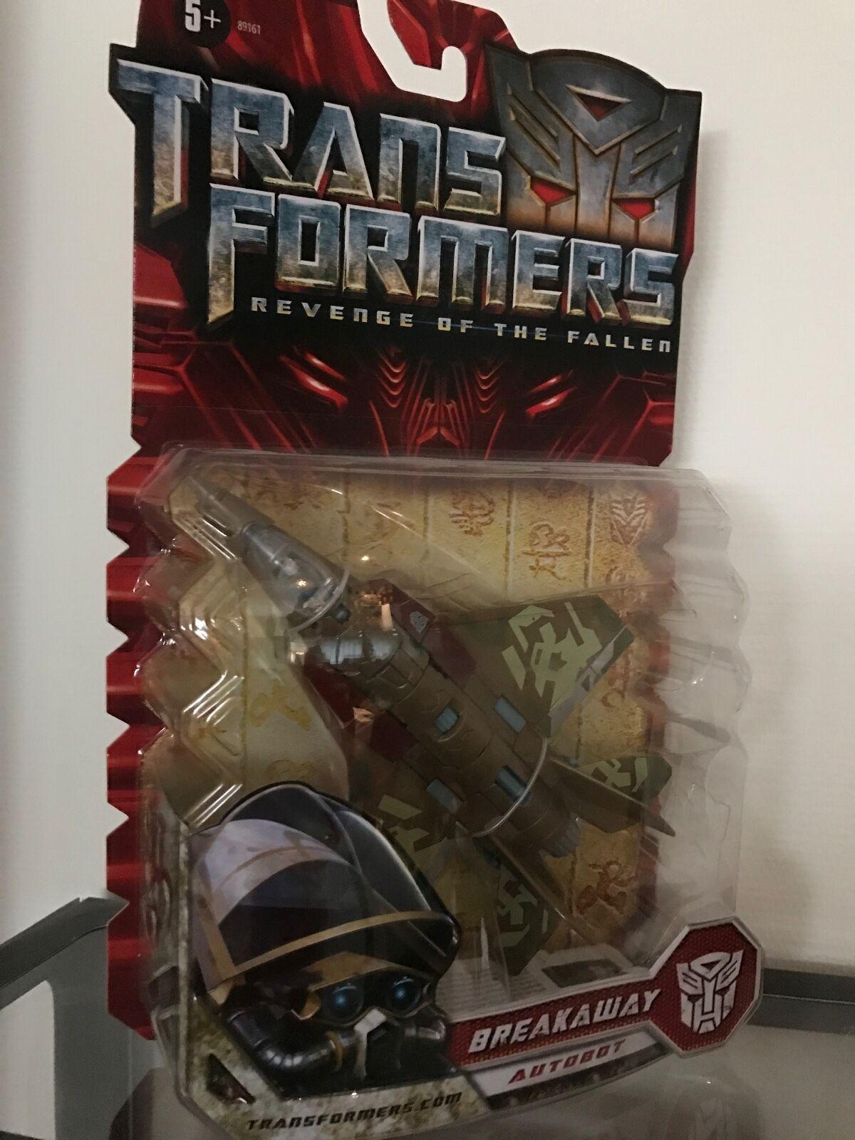Hasbro Transformers Revenge of the Fallen - Breakaway Deluxe Class NEW