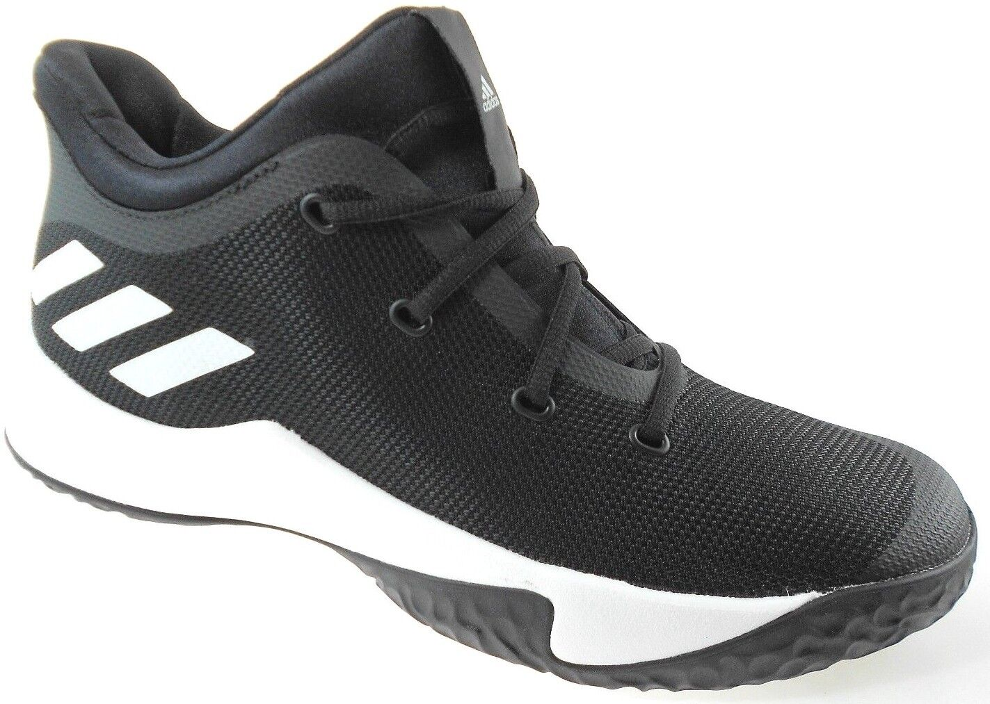 ADIDAS RISE BLACK/WHITE UP 2 MEN'S BLACK/WHITE RISE BASKETBALL SHOES, CQ0559 80cfdc