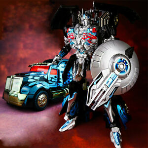 Transformers-Optimus-Prime-30CM-Deformation-AD31-Actions-Figure-Gift-In-Stock