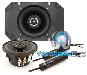 MB-QUART-DKC-110-4-034-4x6-034-COMPONENT-SPEAKERS-TWEETERS-CROSSOVERS-MADE-IN-GERMANY
