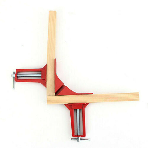 90 Degree Right Angle Clip Clamps Frame Corner Holders Woodworking Hand