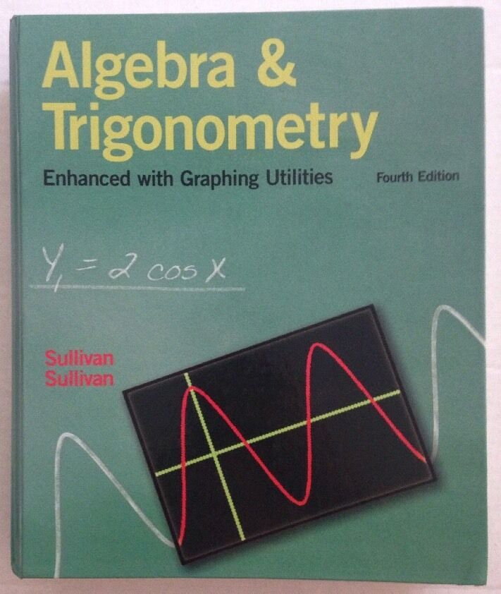 algebra & trigonometry I have taught a myriad of subjects ranging from: pre-algebra, algebra i, geometry, algebra ii, and college algebra + trigonometry if you have any question and/or comments please leave them in the.
