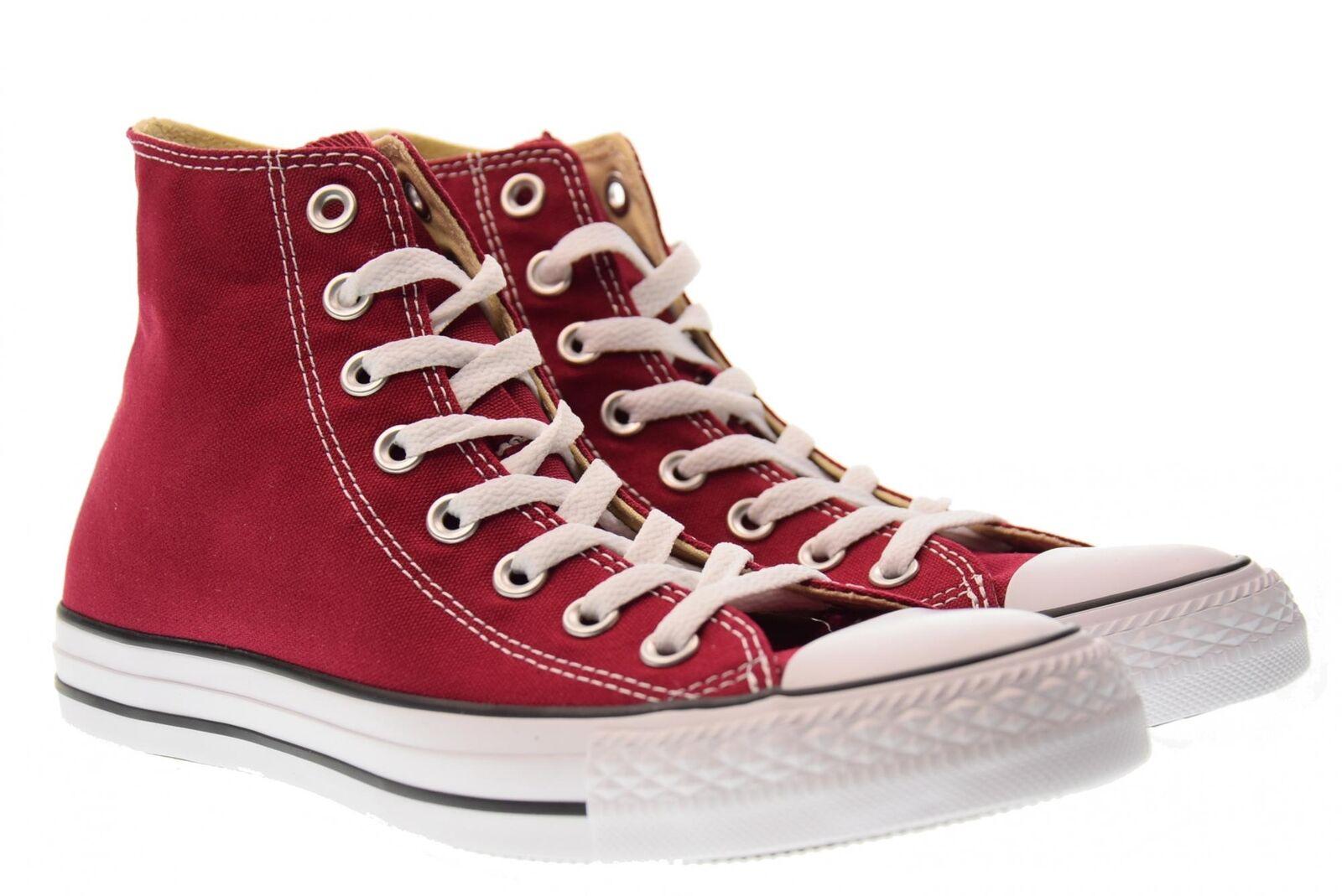 Converse zapatos unisex zapatillas alte M9613C ALL STAR HI marrón P19