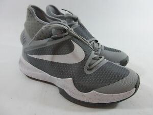 20ec24231b84 La foto se está cargando Nike-Zoom-Hyperrev-2016-Gris-Lobo-Blanco-Zapatos-