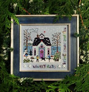 Winter-Cottage-The-Victoria-Sampler-New-Chart