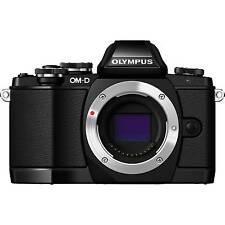 Olympus OM-D E-M10 Gehäuse / Body schwarz B-Ware unter 3000 Auslösungen