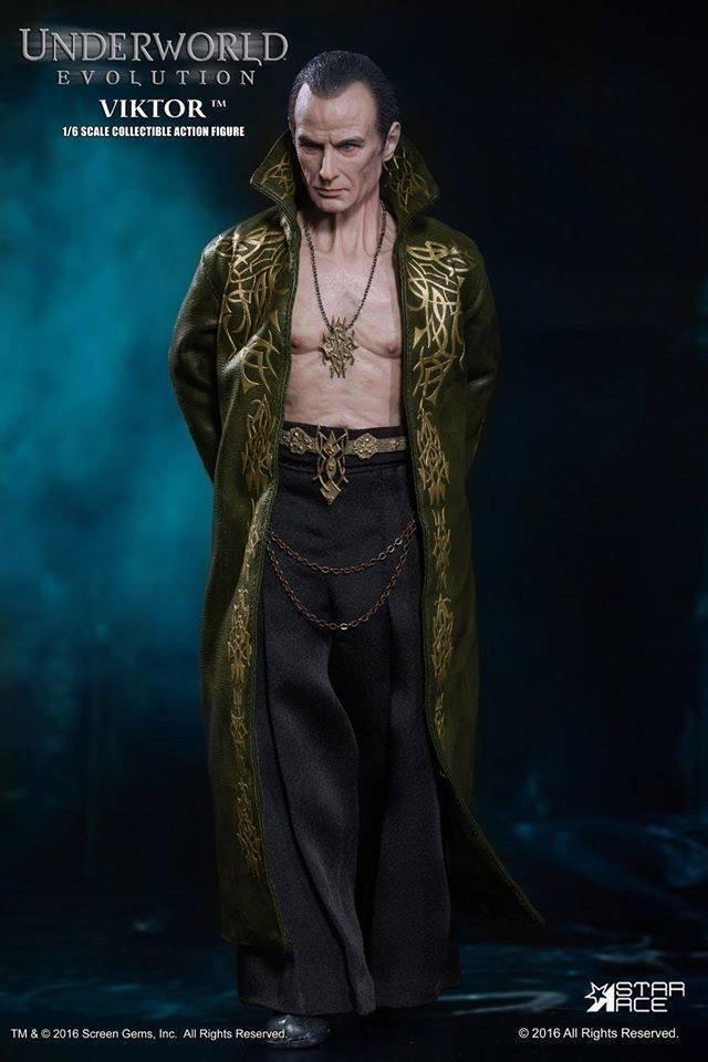 tomar hasta un 70% de descuento Estrella Ace Juguetes inframundo inframundo inframundo evolución de la película figura de vampiros Viktor 1 6  Centro comercial profesional integrado en línea.