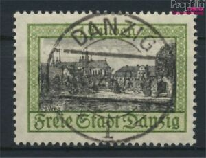 Danzig-207I-Strich-im-O-von-Oliva-Feld-42-gestempelt-1924-Ansichten-9222579