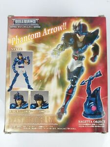 Saint-Seiya-Myth-Cloth-Sagitta-Tramy-Silver-Action-Figure-PARTS-ONLY