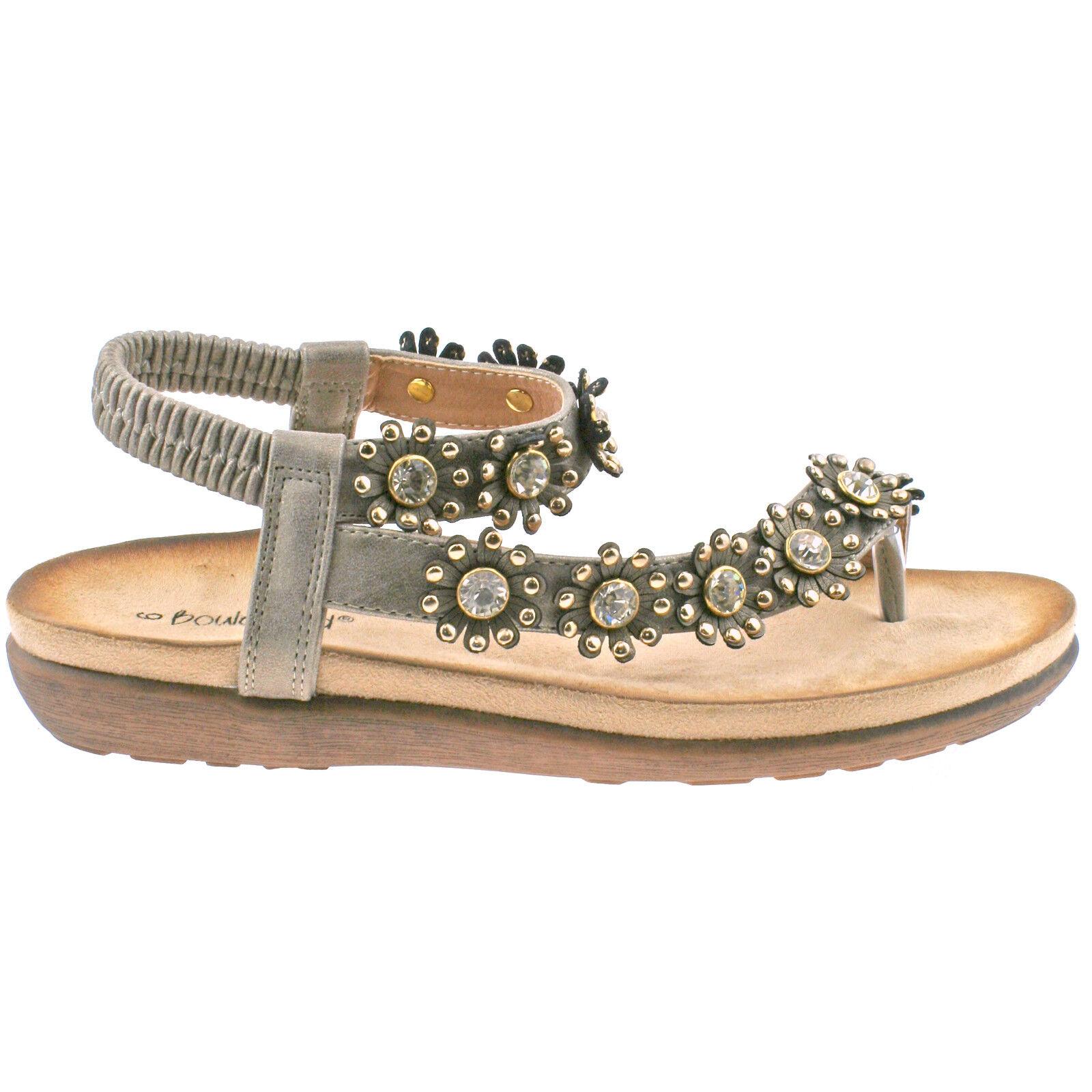 f7e2da96521b Boulevard Snake Pattern Toe Post Sling Back Summer Mule Sandals ...