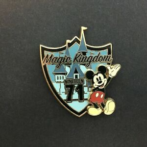 WDW-Magic-Kingdom-Park-Retro-Opening-Mickey-1971-Disney-Pin-48856